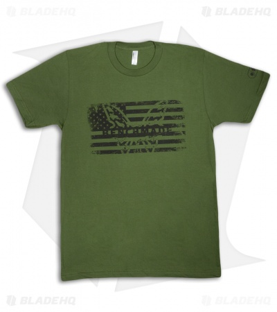 Benchmade OD Patriot Short Sleeve T-Shirt