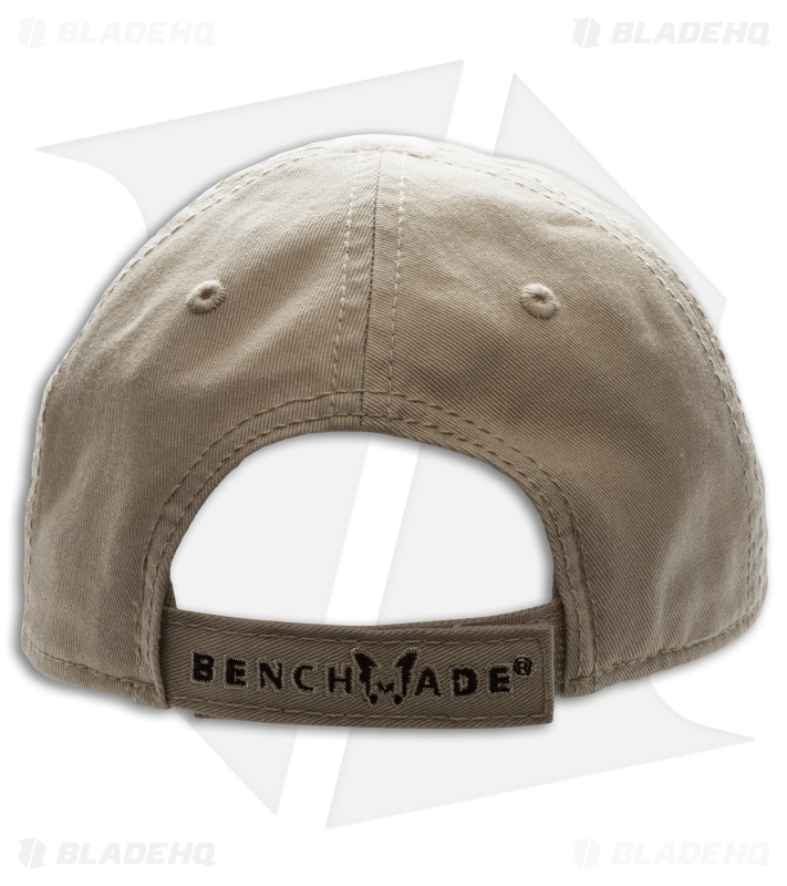 Benchmade Knives Tactical Coyote Tan Hat Velcro Patch (Adjustable)
