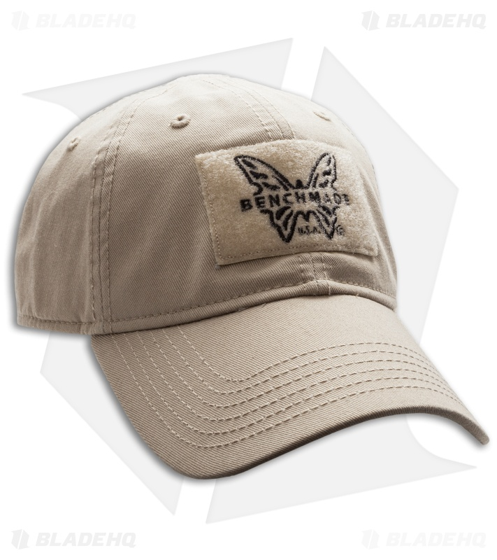 Benchmade Knives Tactical Coyote Tan Hat Velcro Patch