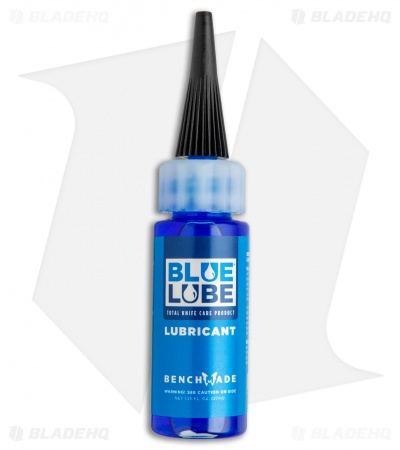 Benchmade Blue Lube Lubricant 1.25 oz Bottle