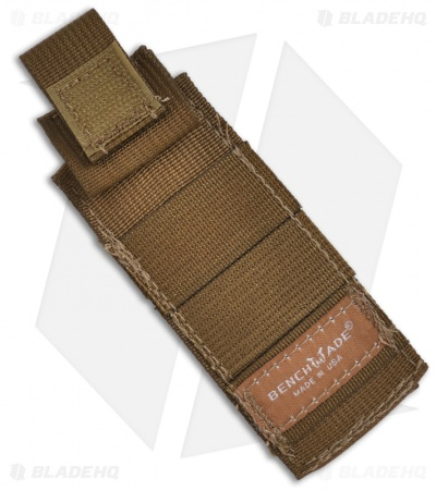 Benchmade Molle Folder Pouch / Sheath 5000 (Coyote Tan) 984093