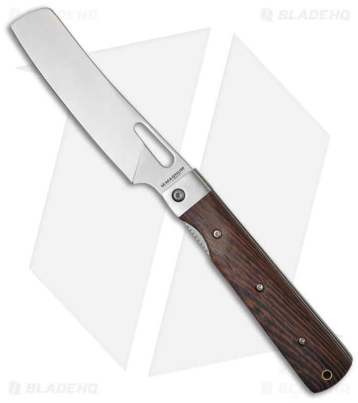 Boker magnum outdoor cuisine 3 liner lock knife for Cuisine knife
