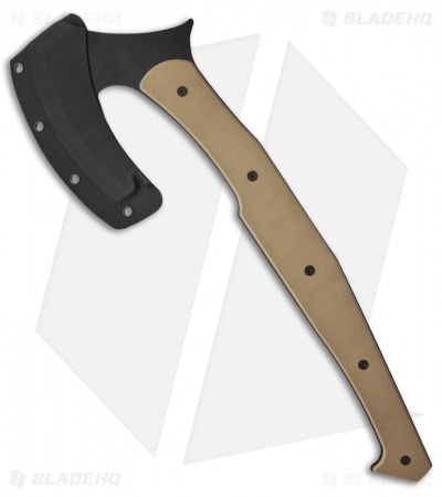 Boker Plus Tomahook Tactical Tomahawk (Black Plain) 09BO110