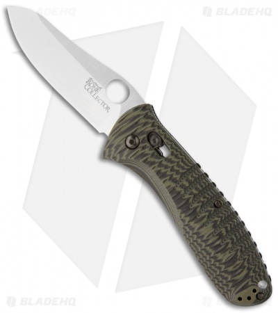 "Bone Collector 15020-1 Axis Folder Knife G10 (3.36"" Stonewash Plain)"