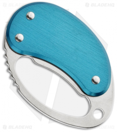 "Buck Metro Liner Lock Knife Blue (1.125"" Satin) 0759BLSW"