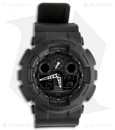 Casio G-Shock Classic Tac Analog Digital X-Large G Men's Watch GA100-1A1