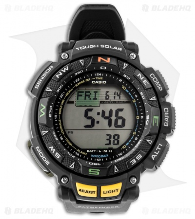 Casio Pro Trek Triple Sensor Pathfinder Men's Watch PAG240-1