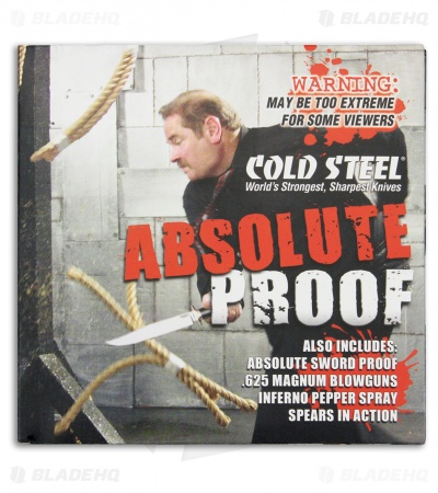 Cold Steel Absolute Proof Promotional DVD DVD2