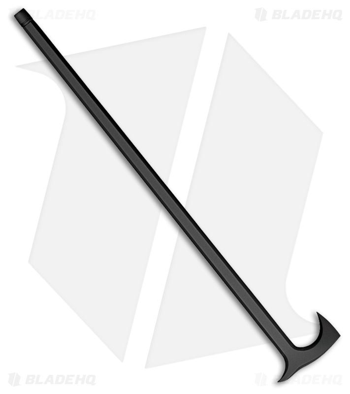 Cold Steel Axe Head Black Polypropylene Cane - 91PCAXZ