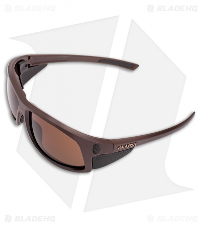 Cold Steel Mark-I Battle Shades Sunglasses (Brown Matte) EW13M