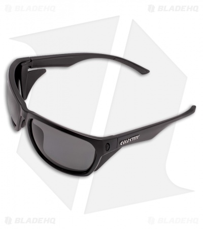 Cold Steel Mark-III Lo-Pro Battle Shades Sunglasses (Glossy Black) EW31SMP