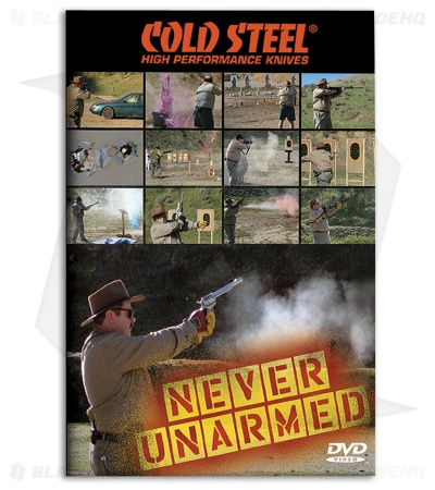 Cold Steel Never Unarmed DVD (6 Disc Set) VDNU