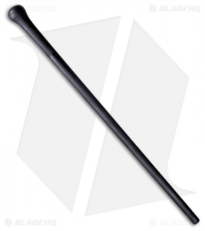 "Cold Steel 38.5"" Walkabout Stick Black Polypropylene Walking Stick - 91WALKZ"