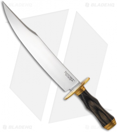"Cold Steel Natchez Bowie Knife SK-5 Steel Fixed Blade (11.75"" Plain) 39LABS"