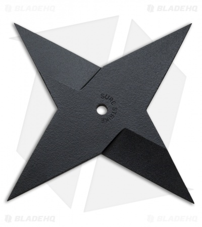 Cold Steel Throwing Star Heavy Sure Strike Shurikens (Set of 3) 80SSA3Z