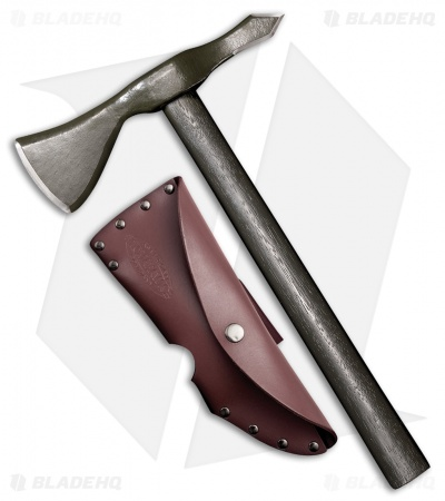 Cold Steel Vietnam Tomahawk Axe w/ Brown Leather Sheath - 90VTZ