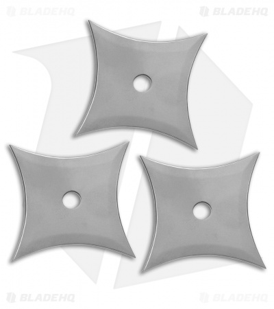 Condor Senban Shuriken Ninja Throwing Star Set CTK1008-2.5