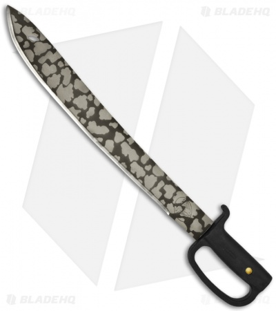 "Condor Jungle Saber Machete KGG Knife Fixed Blade (18"" Mystic Camo) CTK2030MDB"