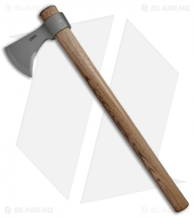 "CRKT Woods Nobo 19"" Tomahawk Axe Tennessee Hickory (3.4"" Hammer Finish) 2732"
