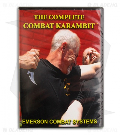 Emerson Combat Systems: The Complete Combat Karambit (Boxed Set)