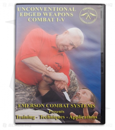 Unconventional Edge Weapons Combat - Emerson Combat Systems (Vol 1 - 5)
