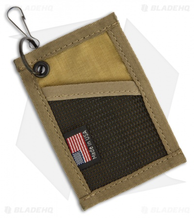 ESEE Knives Izula Gear Card Holder (Khaki)