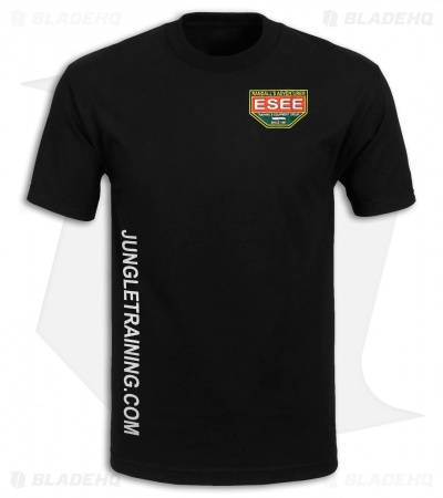 ESEE Knives Black T-Shirt