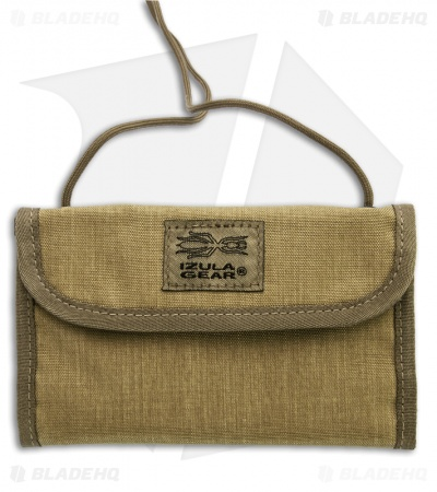 ESEE Knives Izula Gear Passport Case (Tan)