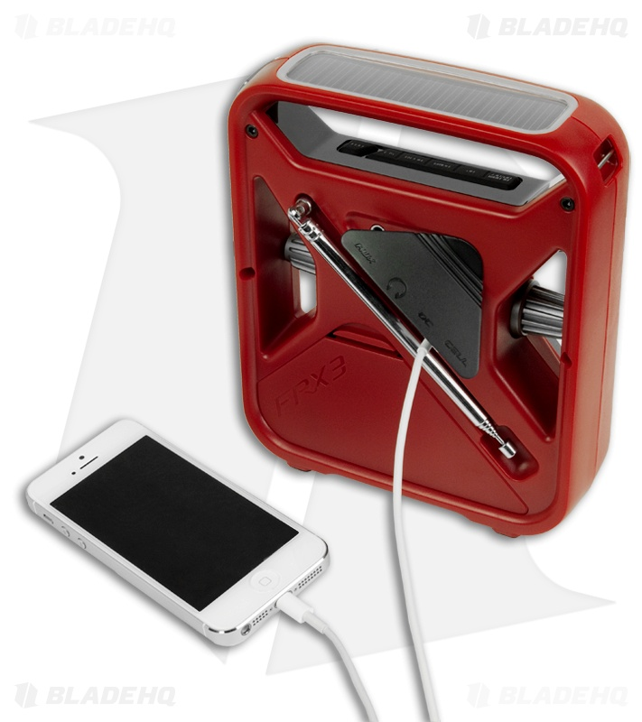 eton frx3 hand turbine am fm weather radio w usb charger. Black Bedroom Furniture Sets. Home Design Ideas