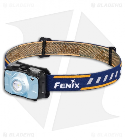 Fenix HL30 2018 Edition Blue Headlamp Flashlight Cree XP-G3 (300 Lumens)