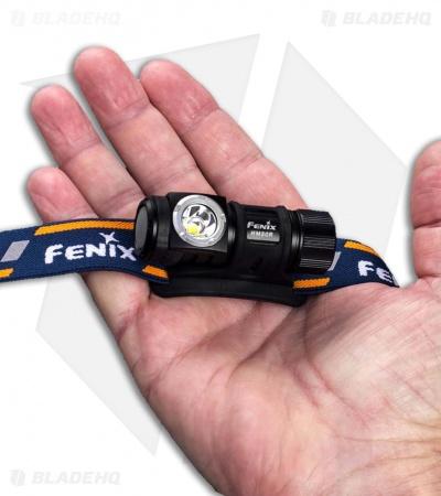 Fenix HM50 Rechargeable Headlamp Flashlight (500 Lumens