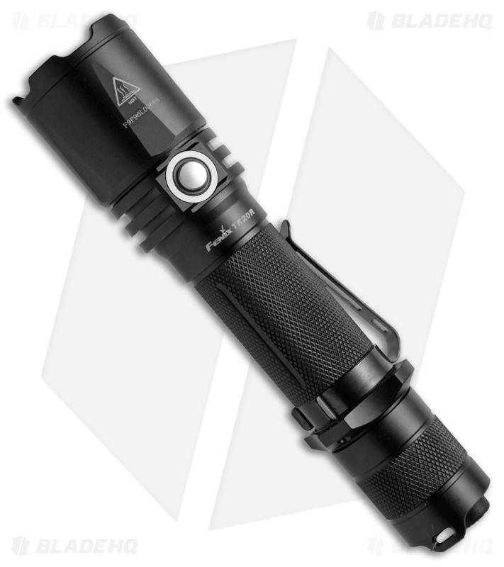 Fenix TK20R Rechargeable Tactical LED Flashlight Cree XP-L ...