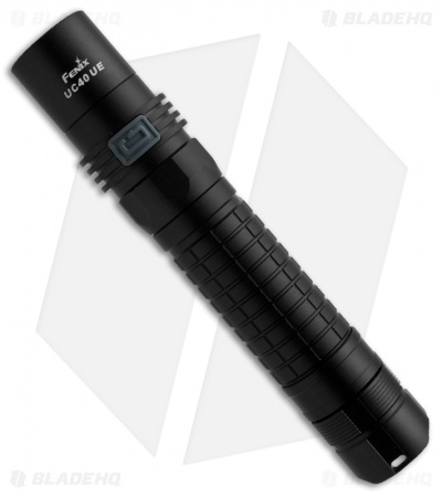 Fenix UC40 Ultimate Edition USB Rechargeable Flashlight XM-L2 LED (960 Lumens)