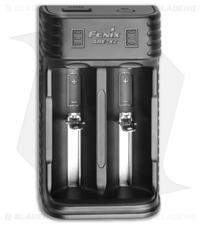Fenix ARE-X2 Dual Channel Smart Battery Charger