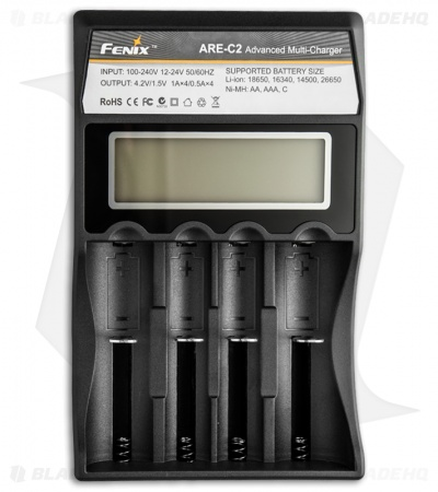 Fenix 4-Battery Advanced Multi-Charger ARE-C2