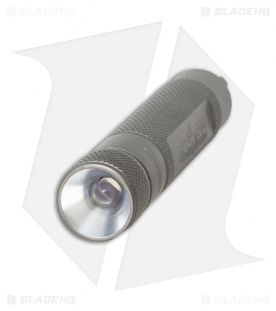 Fenix E01 Flashlight Gray Compact Nichia GS LED + Battery (13 Lumens)