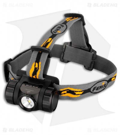 Fenix HL35 Headlamp Cree XP-G2 LED + Red Light (450/260 Lumens)