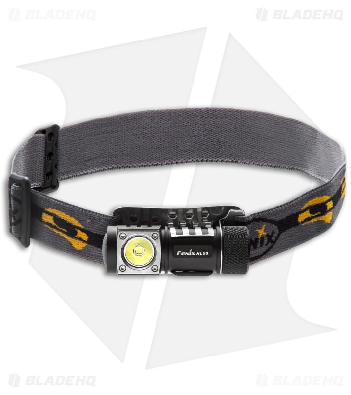 Fenix HL50 Headlamp Flashlight XM-L2 LED (365 Lumens ...