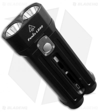 Fenix LD50 Flashlight 2 x Cree XM-L2 LEDs (1800 Lumens)