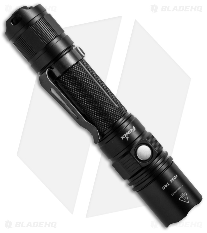 Fenix PD35 TAC Tactical Edition Flashlight Cree XP-L V5 ...