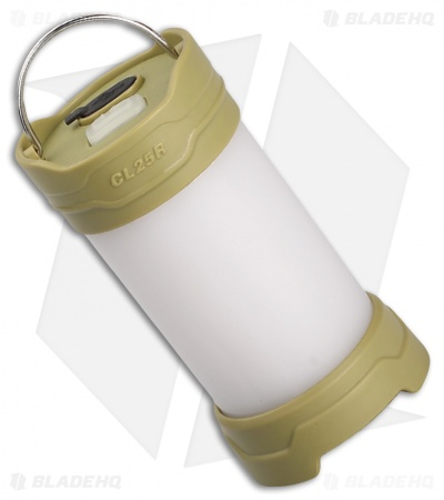 Fenix CL25R Rechargeable LED Camping Lantern (350 Lumens) - Tan