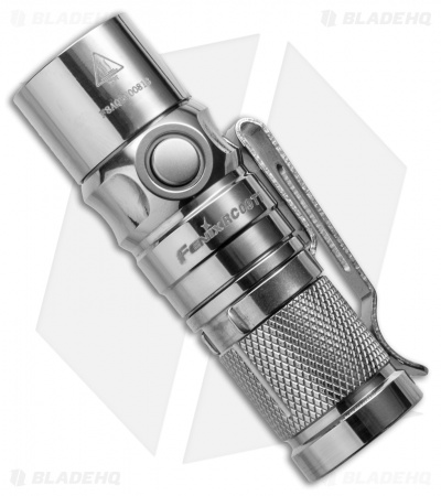 Fenix RC09TI Limited Edition Titanium Flashlight XP-L HI LED (550 Lumens)