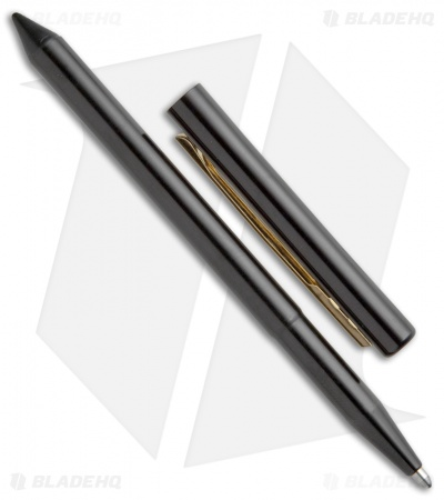 Fisher Stowaway Pen Medium Point w/ Stylus - Black
