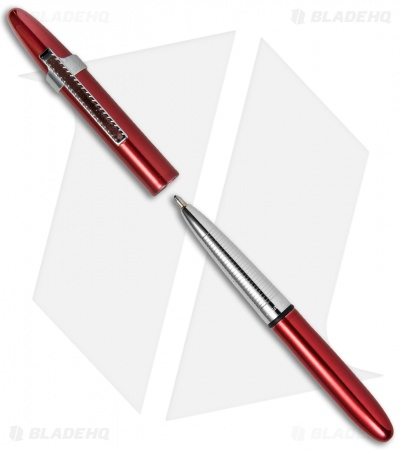Fisher Space Pen Red Cherry Bullet w/ Clip 400RCCL