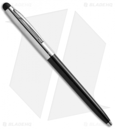 Fisher Space Pen Retractable Cap-O-Matic Black Barrel with Stylus