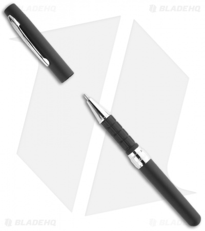 Fisher Space Pen Chrome Explorer w/ Pocket Clip X-750BK