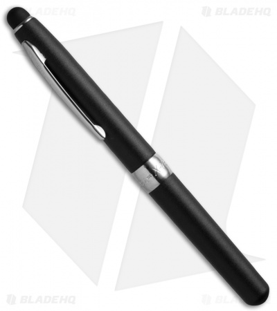 Fisher Space Pen Matte Black Explorer + Stylus X-750BK/S