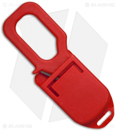 Fox Knives 604/1 Rescue Tool Strap Cutter (Red)