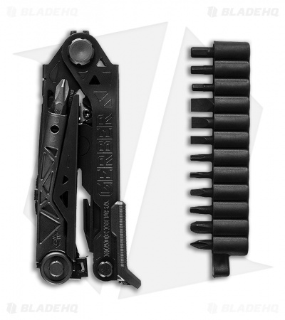 Gerber Center-Drive Multi-Tool Black w/ Coyote MOLLE Sheath 30-001425N