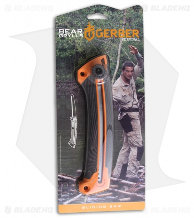 "Gerber Bear Grylls Sliding Saw (14.75"" O/A) 31-001058"